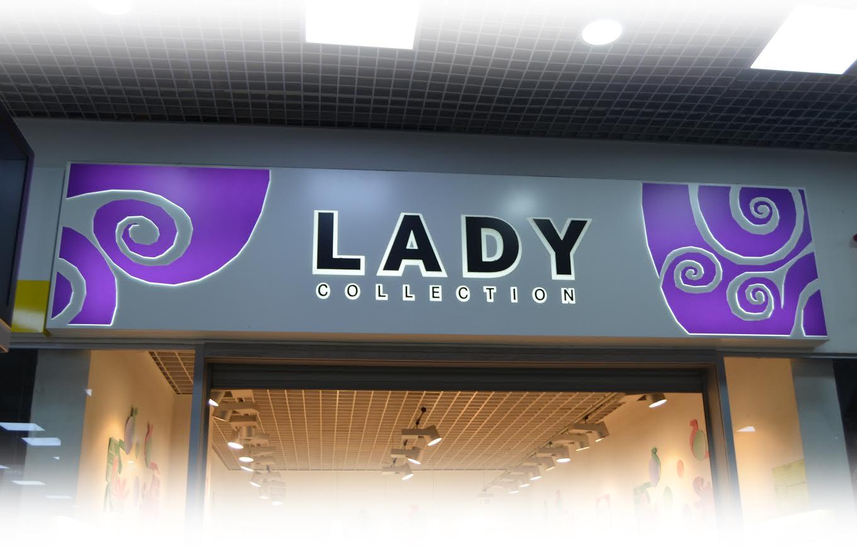 lady-collection-световой-короб-вывеска-воронеж