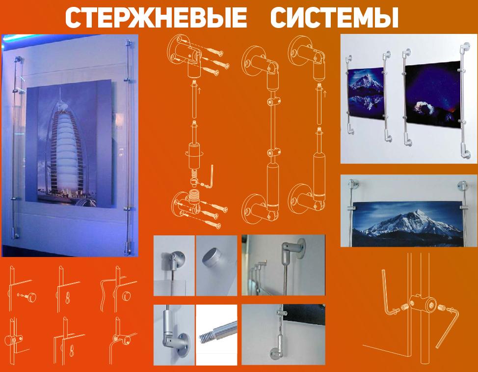 стержневые системы в Воронеже