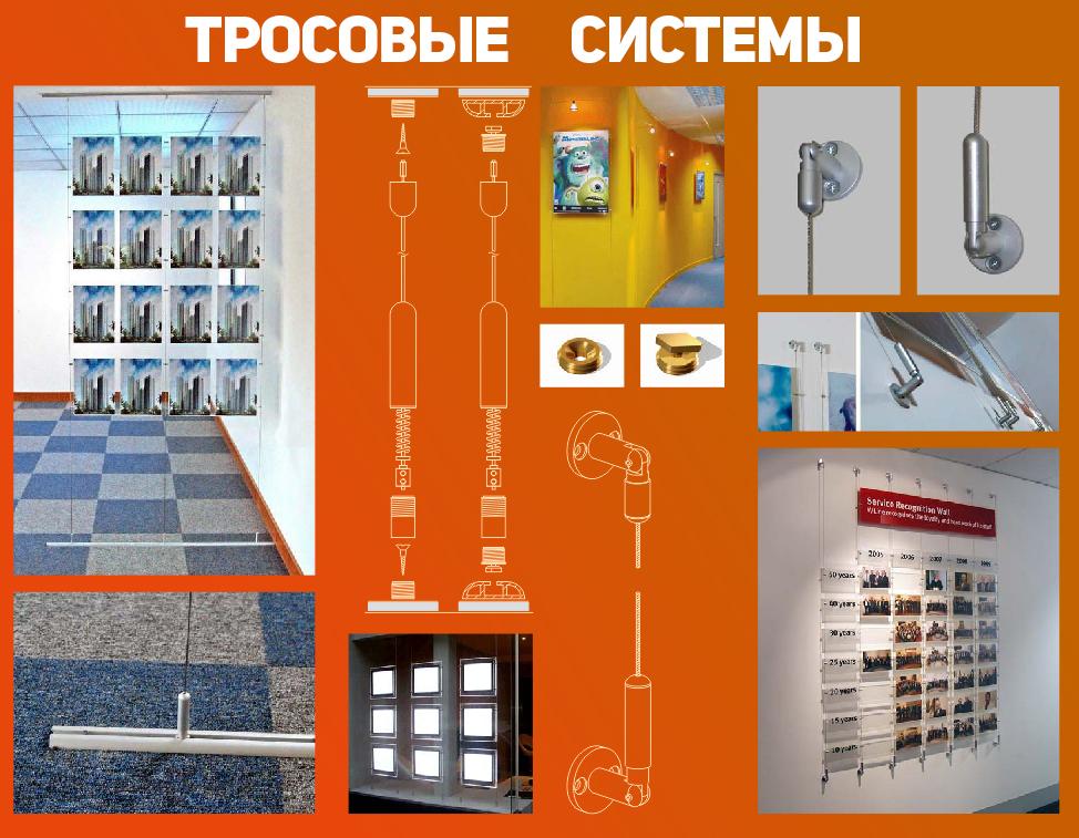 тросовые системы Воронеж