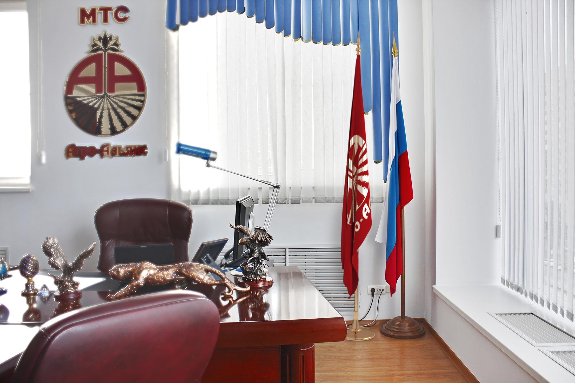 представительские флаги и флагштоки в Воронеже