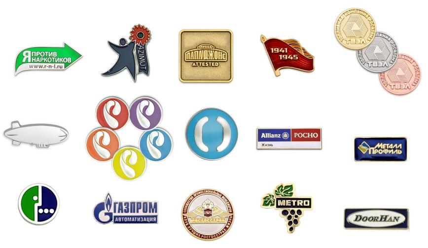 значки Воронеж
