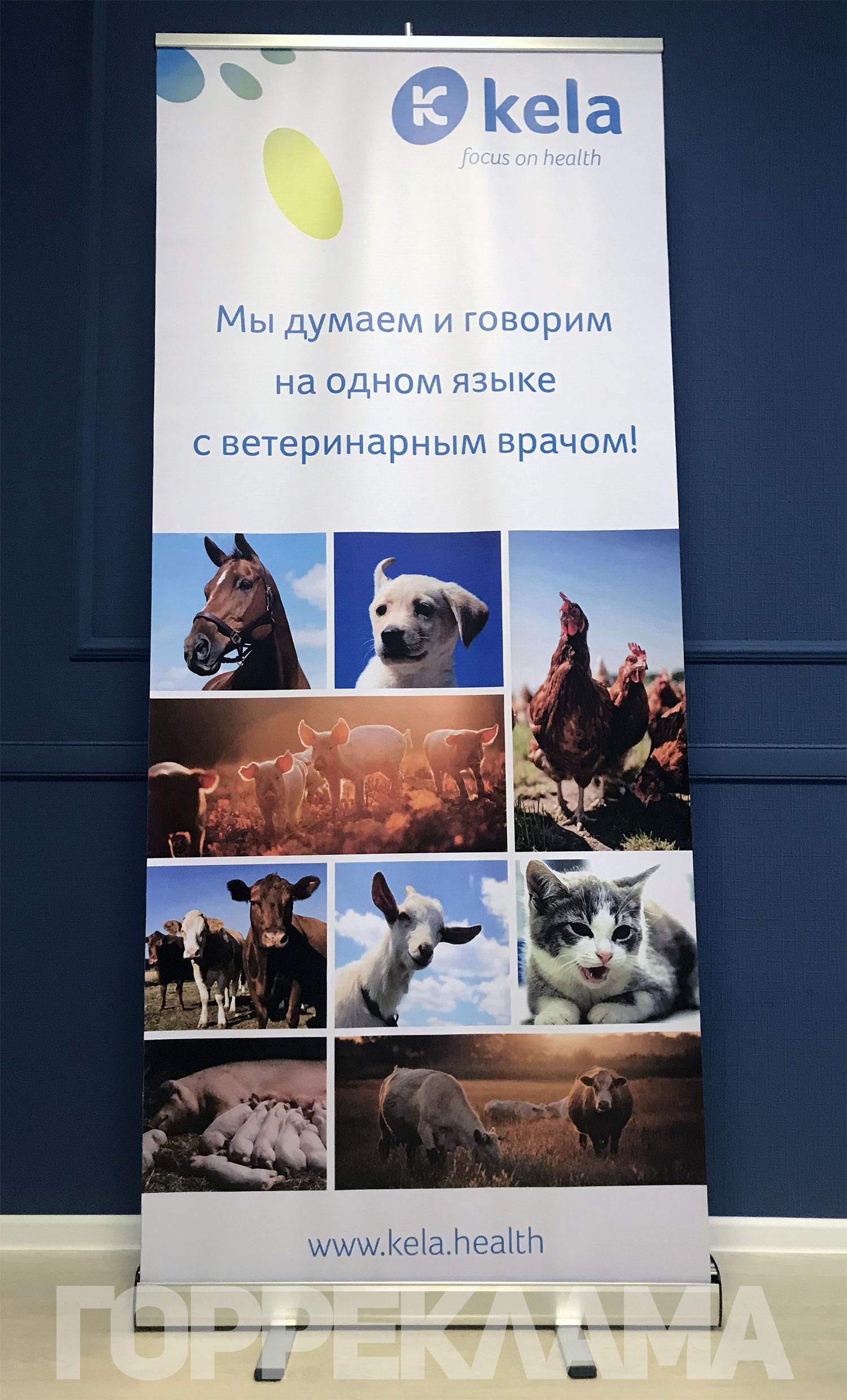 ролл-ап-стенд-kela-Воронеж