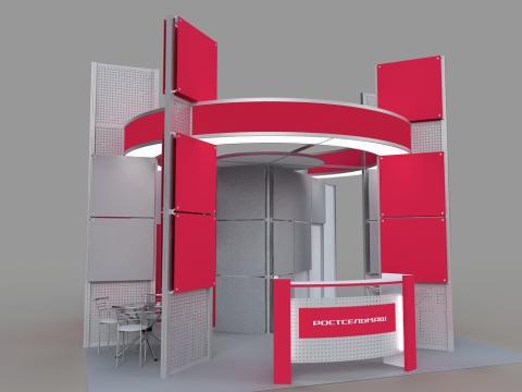 строим выставочный стенд в Воронеже