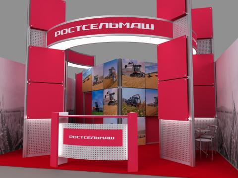 выставочный стенд в Воронеже
