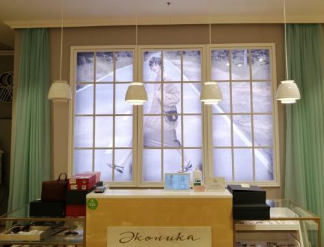 фальш-окно-для-магазина-эконика-Воронеж